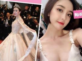 Mặc hở bạo, diễn trò lố - nghệ sĩ Trung Quốc đang biến Cannes thành cái chợ