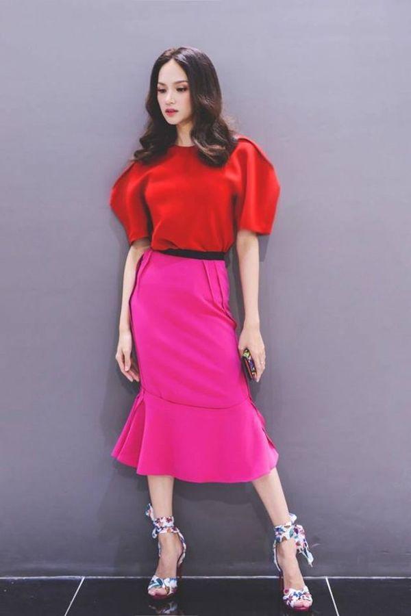 HHen Niê - Hương Giang: Những tưởng khác xa, ai ngờ lại có sở thích thời trang giống nhau đến thế-14
