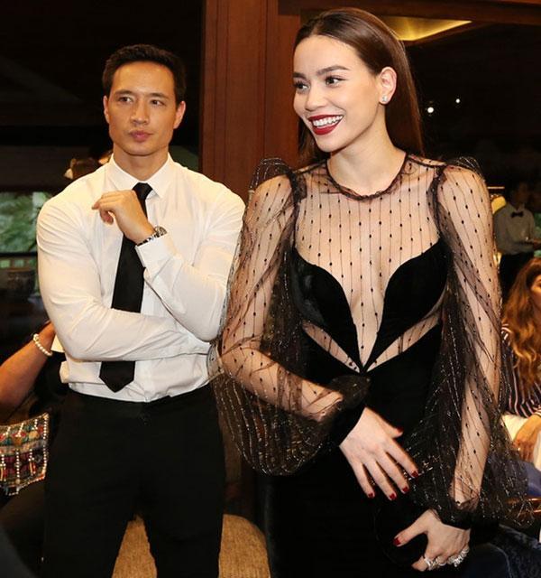 Mang tiếng mai một sự nghiệp vì quẩn quanh đàn bà, Kim Lý và ông xã Lê Phương ứng xử hoàn toàn đối lập-2