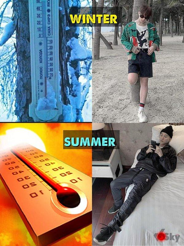 Sơn Tùng MTP khiến Sky phát ngốt với combo quần nỉ mũ len giữa cái nóng 40 độ ở Hà Nội-3