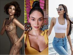Bản tin Hoa hậu Hoàn vũ 18/5: Võ Hoàng Yến 'chặt đẹp' từ Pia tới Hoàng Thùy với thời trang mặc cũng như không