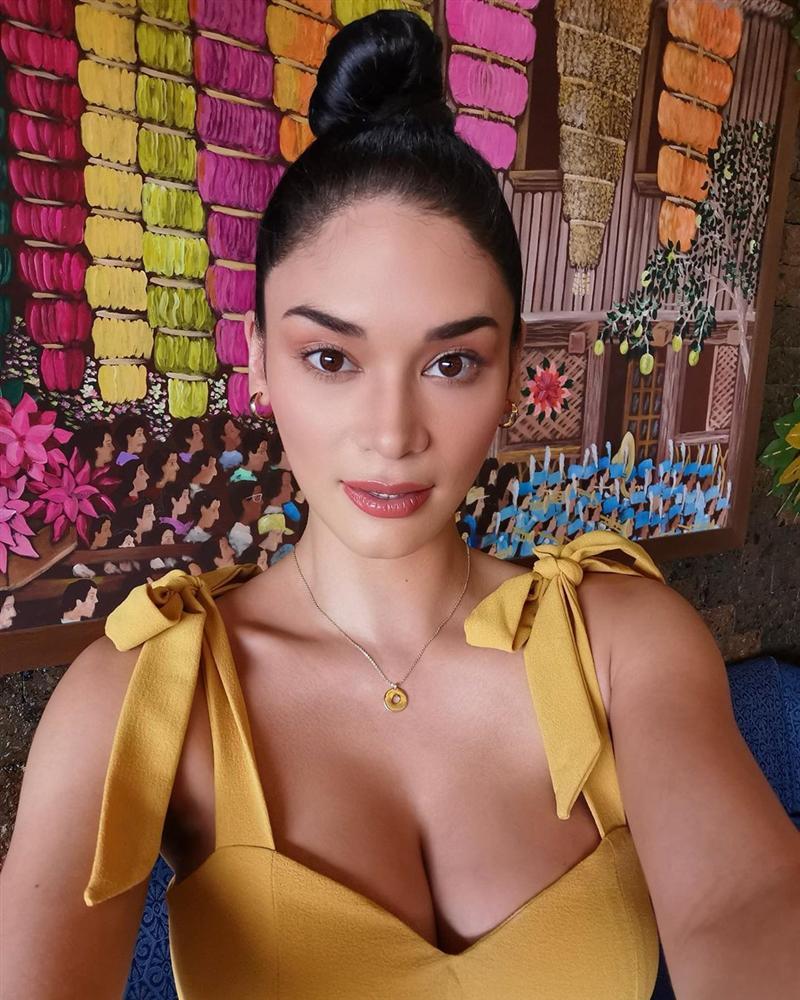 Bản tin Hoa hậu Hoàn vũ 18/5: Võ Hoàng Yến chặt đẹp từ Pia tới Hoàng Thùy với thời trang mặc cũng như không-3