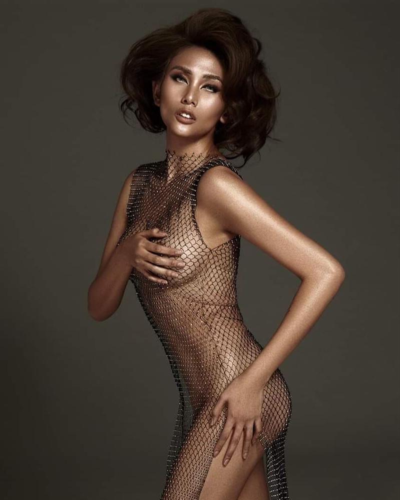 Bản tin Hoa hậu Hoàn vũ 18/5: Võ Hoàng Yến chặt đẹp từ Pia tới Hoàng Thùy với thời trang mặc cũng như không-1