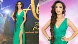 Ái Phương hoá công chúa Ba Tư khoe giọng hát trên thảm đỏ phim 'Aladdin'