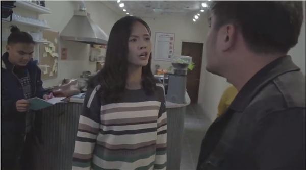 Thu Quỳnh bị chồng tát lật mặt chỉ vì một bát cháo trong tập 27 Về Nhà Đi Con-2