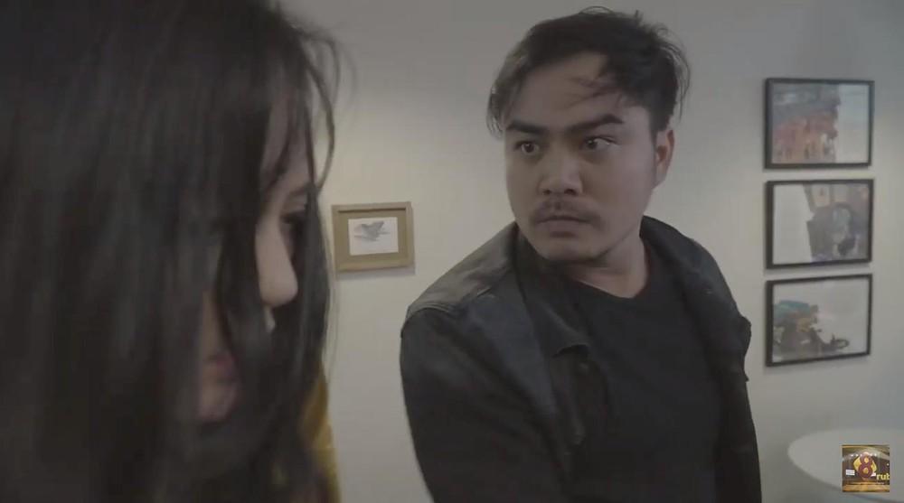 Thu Quỳnh bị chồng tát lật mặt chỉ vì một bát cháo trong tập 27 Về Nhà Đi Con-3