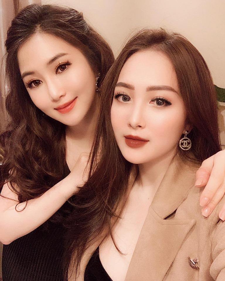 Đăng ảnh tạm biệt người chị nổi tiếng, em họ Hương Tràm nhanh chóng chiếm spotlight vì gương mặt vừa đẹp lại chảnh-5