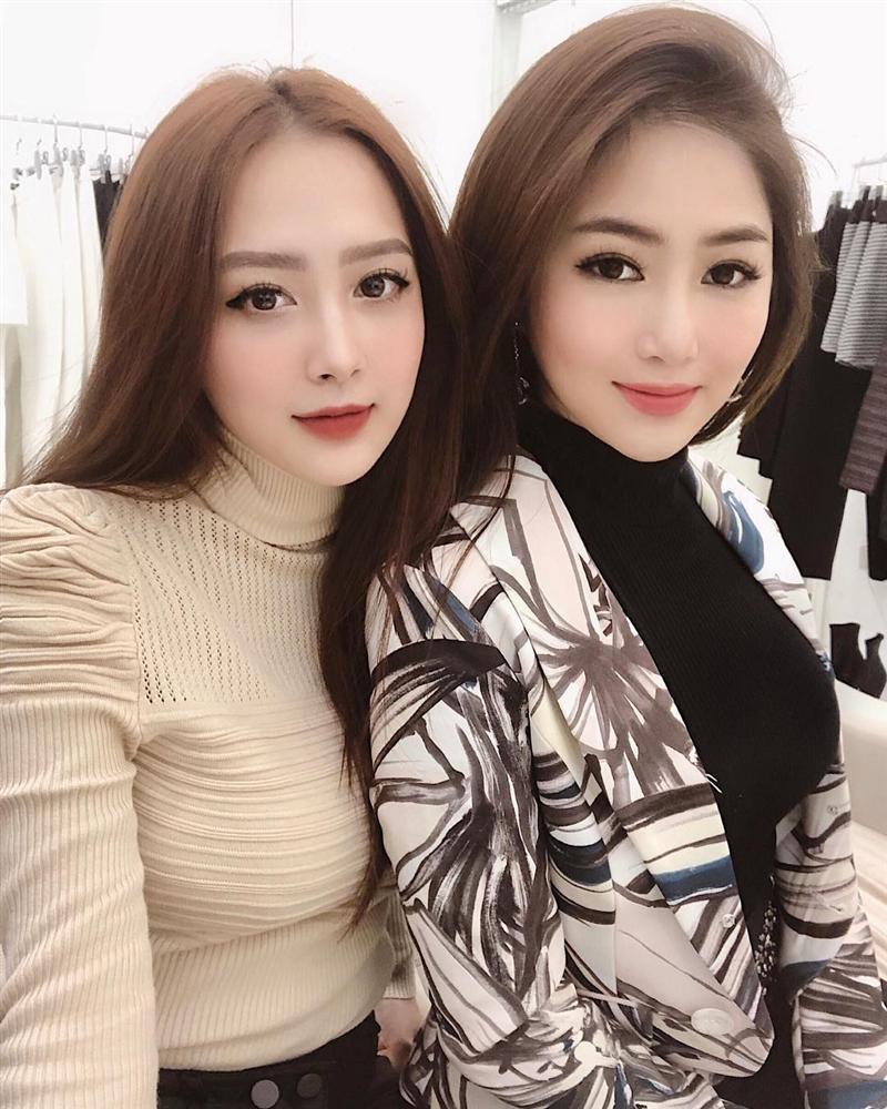Đăng ảnh tạm biệt người chị nổi tiếng, em họ Hương Tràm nhanh chóng chiếm spotlight vì gương mặt vừa đẹp lại chảnh-2