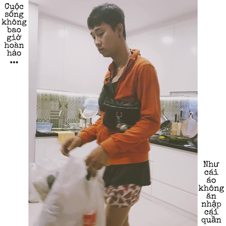 Hải Triều chửi thẳng mặt BB Trần là chó vì bêu riếu ảnh lộ nội y của mình-4
