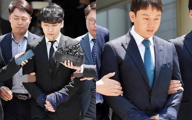 Seungri thừa nhận cáo buộc mua dâm sau nhiều ngày chối tội-2