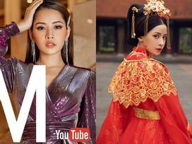Kênh YouTube Chi Pu đạt 1 triệu theo dõi nhưng số subscribe thu về từ 'Anh ơi ở lại' vừa công bố đã khiến fan 'nổi da gà'!