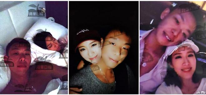 Người đẹp TVB lộ ảnh nóng với chồng của bạn thân-1