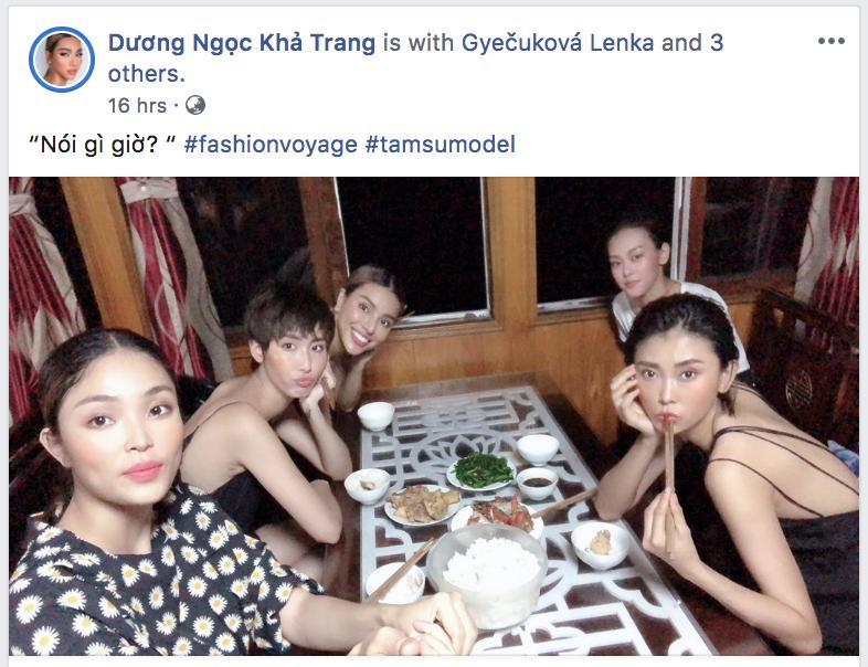 Dàn mẫu Việt đồng loạt tố bị BTC Fashion Voyage cho ăn cơm tù, đi tàu chợ khi diễn show trong cái nóng hơn 40 độ C-5
