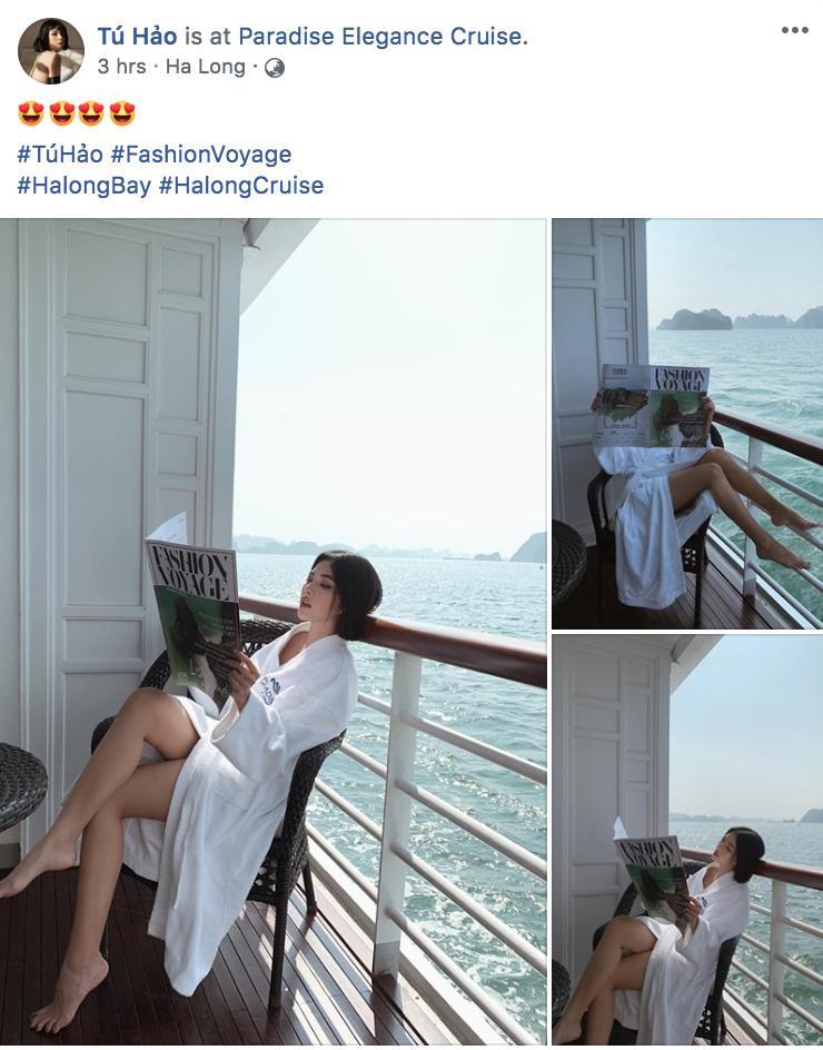 Dàn mẫu Việt đồng loạt tố bị BTC Fashion Voyage cho ăn cơm tù, đi tàu chợ khi diễn show trong cái nóng hơn 40 độ C-8