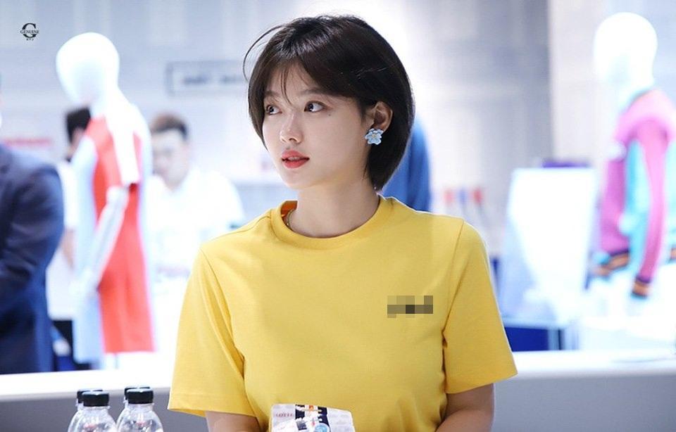Sao nhí xinh nhất xứ Hàn Kim Yoo Jung gây xao xuyến với mái tóc ngắn-2
