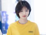 Sao nhí xinh nhất xứ Hàn Kim Yoo Jung gây xao xuyến với mái tóc ngắn