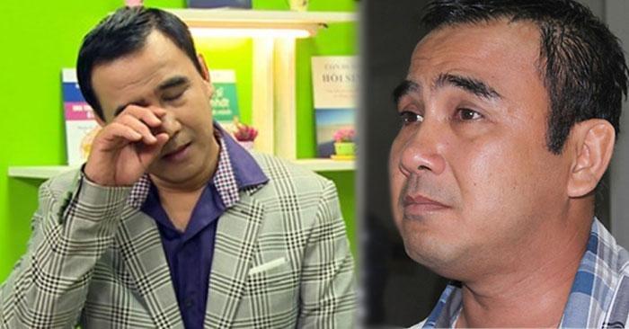 Bị chỉ trích tham tiền hám danh, MC Quyền Linh nghẹn ngào livestream tiết lộ ý định giải nghệ cuối năm nay-3