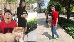 Thanh niên Việt kiều dắt chó đi dạo không rọ mõm lên tiếng: 'Khinh tôi, tôi mới chửi'