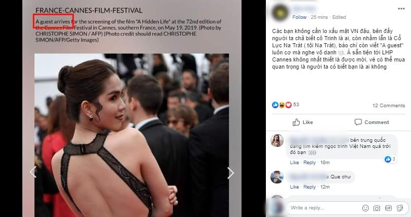 Ngọc Trinh phơi vòng 3 trên thảm đỏ Cannes: Nhà thiết kế khẳng định vẫn đẹp bất chấp cư dân mạng chửi bới sấp mặt-7