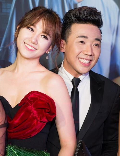 Bênh chồng chằm chặp, Hari Won quát BB Trần im mồm chỉ vì lỡ chê Trấn Thành hát hụt hơi-1