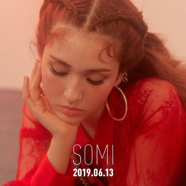 Không còn coming soon, poster ấn định ngày ra mắt chính thức của Somi đã có rồi đây-1