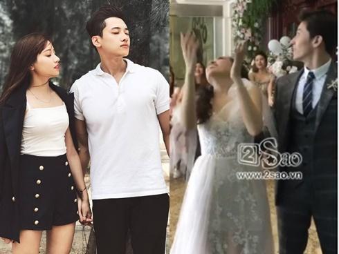MC 'Nóng cùng World Cup' bí mật tổ chức đám cưới với bạn trai đẹp chẳng kém hotboy, body lại thuộc hàng cực phẩm