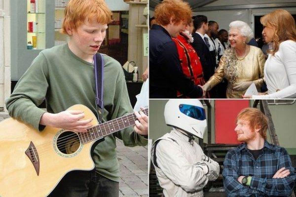 Ed Sheeran - từ chàng trai tay trắng, hát đường phố kiếm sống trở thành Ông hoàng Spotify thế giới-3