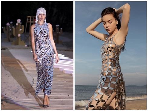 NGUYÊN 1 NGÀY: Hàng loạt thiết kế bị tố đạo nhái từ trong nước đến quốc tế, nóng nhất vẫn là chiếc váy tàng hình của Ngọc Trinh-9