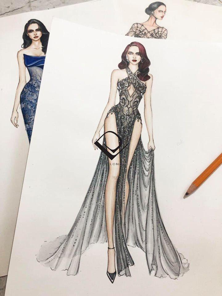 NGUYÊN 1 NGÀY: Hàng loạt thiết kế bị tố đạo nhái từ trong nước đến quốc tế, nóng nhất vẫn là chiếc váy tàng hình của Ngọc Trinh-1