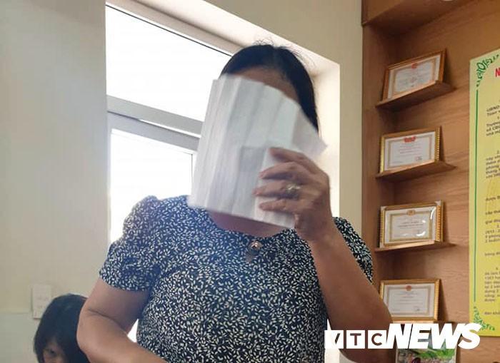 Đánh tới tấp vào đầu nhiều học sinh ở Hải Phòng: Nữ giáo viên bị buộc thôi việc-2