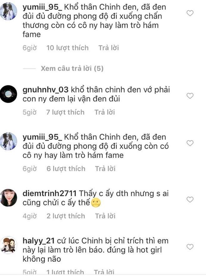 Lần đầu đăng ảnh tình cảm, bạn gái Hà Đức Chinh bị dân mạng ném đá-2
