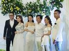 Vợ chồng Trường Giang mặc đồ trắng như làm đám cưới lại vào ngày sinh nhật Nhã Phương