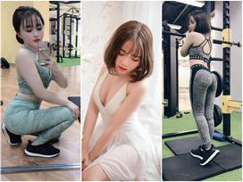 Vóc dáng nóng bỏng của Hà Phương - cô cháu gái xinh đẹp của streamer Quang Cuốn
