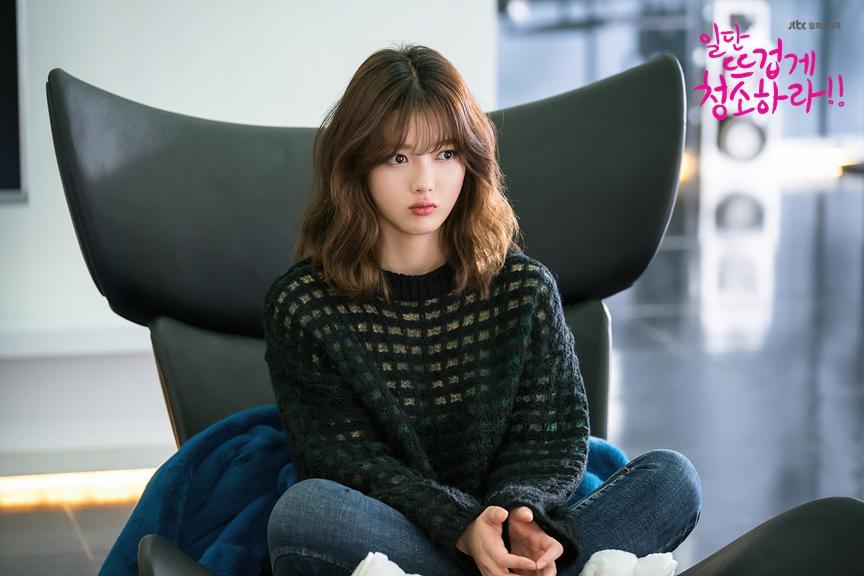 Loạt ảnh chứng minh sao nhí xinh nhất xứ Hàn Kim Yoo Jung đẹp thêm bội phần khi để tóc ngắn-1