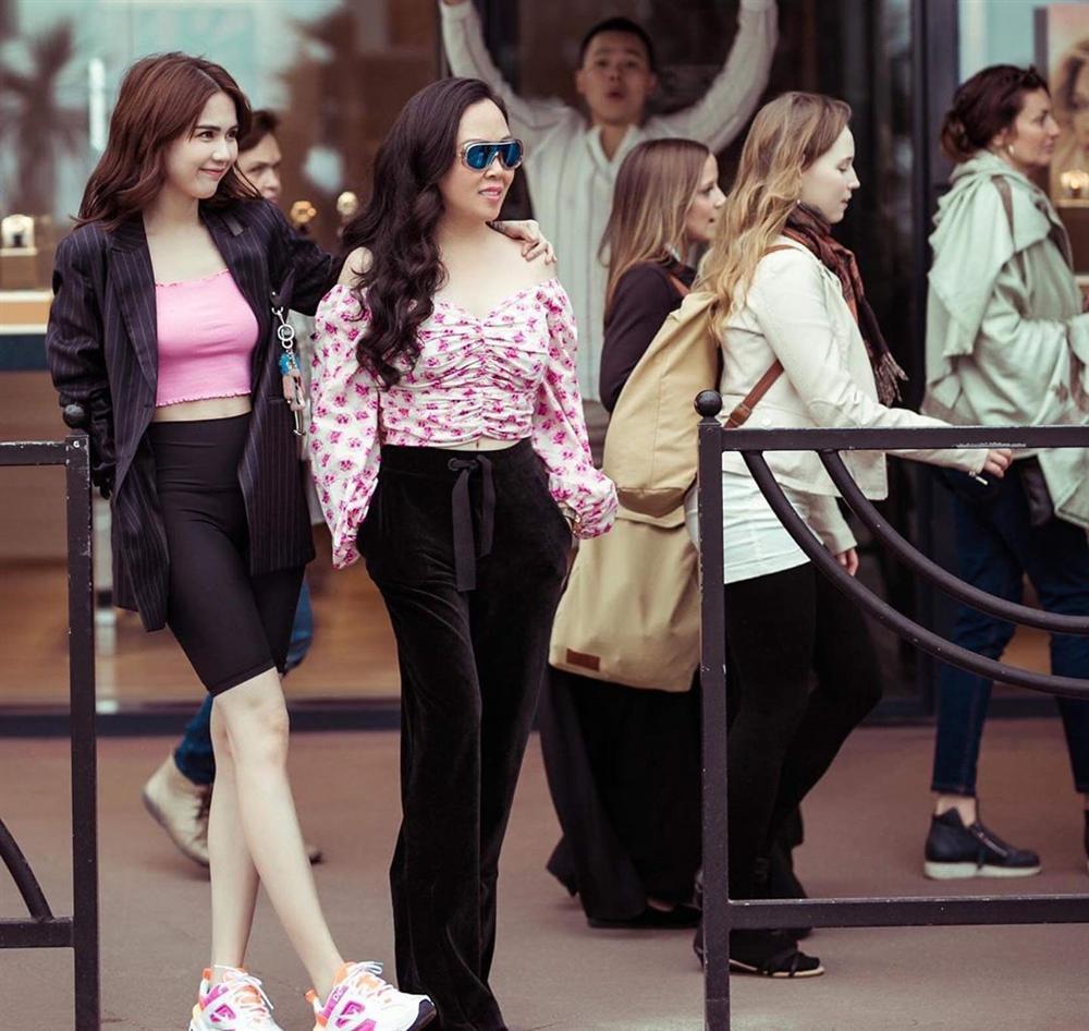 Chơi thân Ngọc Trinh nên Phượng Chanel dù hơn 40 vẫn đam mê màu hồng bất chấp lạc lối đáng sợ đến thế!-2