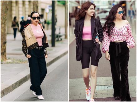 Chơi thân Ngọc Trinh nên Phượng Chanel dù hơn 40 vẫn đam mê màu hồng bất chấp 'lạc lối' đáng sợ đến thế!