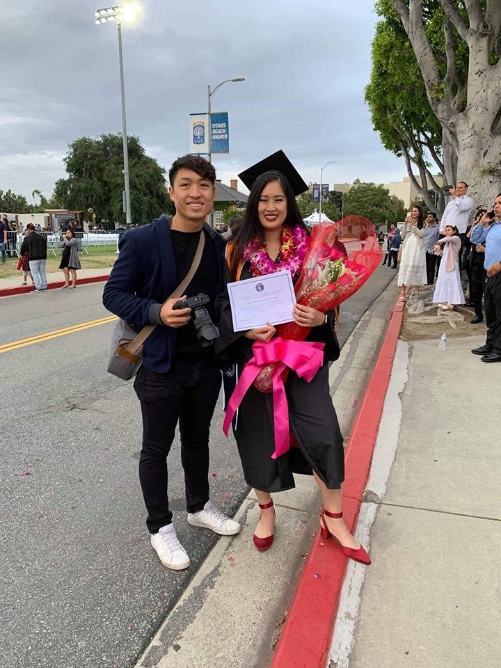 Vừa khoe con trai học hành giỏi giang, nghệ sĩ Hồng Vân lại tự hào khi gái cả tốt nghiệp ĐH danh tiếng ở Mỹ-3