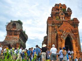 Di sản văn hóa tháp Chăm bí ẩn nghìn năm tuổi ở Bình Định