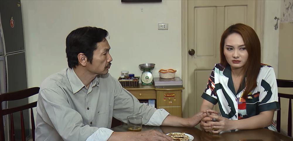 Chồng Thu Quỳnh mỉa mai Bảo Thanh là chửa hoang trong tập 28 Về Nhà Đi Con-2