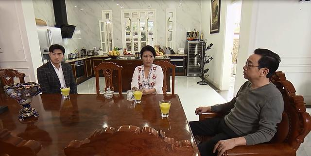 Chồng Thu Quỳnh mỉa mai Bảo Thanh là chửa hoang trong tập 28 Về Nhà Đi Con-1