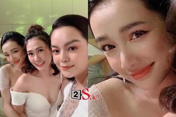 Đăng ảnh Nhã Phương mà quên photoshop, Ngô Kiến Huy - Phạm Quỳnh Anh khiến mỹ nhân bị lộ dung nhan chuẩn mẹ bỉm sữa-9