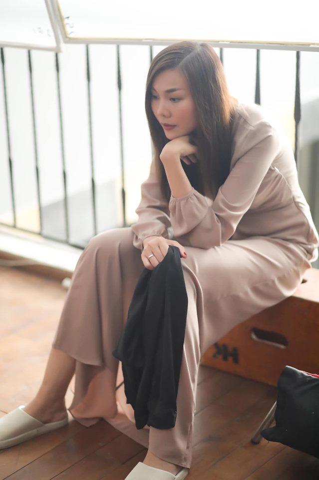Lần hiếm hoi hoa hậu Phạm Hương khoe nhà sang chảnh tại Mỹ-10