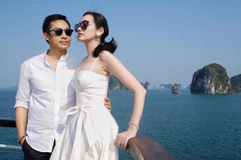 Lần hiếm hoi hoa hậu Phạm Hương khoe nhà sang chảnh tại Mỹ-11