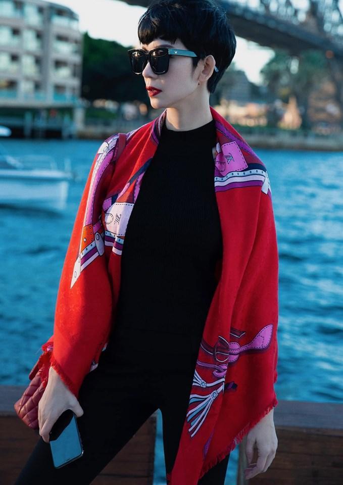 Lần hiếm hoi hoa hậu Phạm Hương khoe nhà sang chảnh tại Mỹ-12