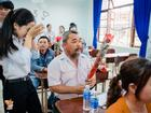 Ảnh kỷ yếu rơi nước mắt của học sinh Vũng Tàu
