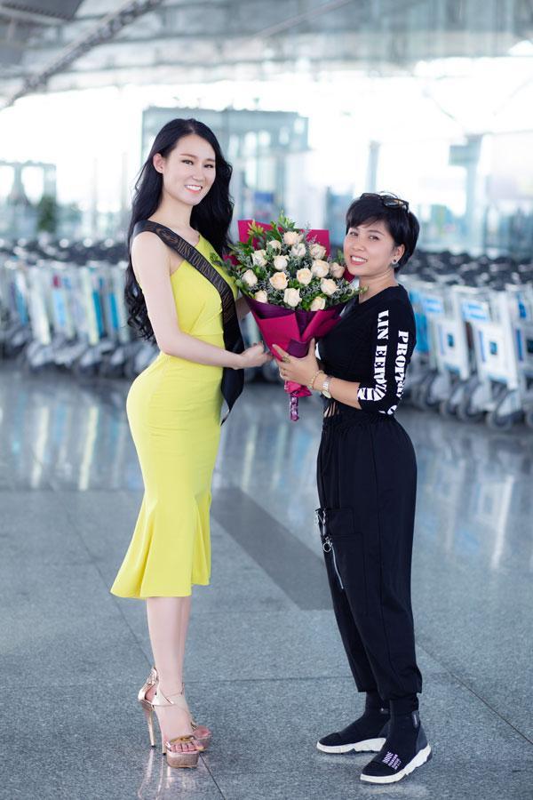Phạm Lan Anh rạng rỡ lên đường dự Hoa hậu du lịch thế giới 2019-3