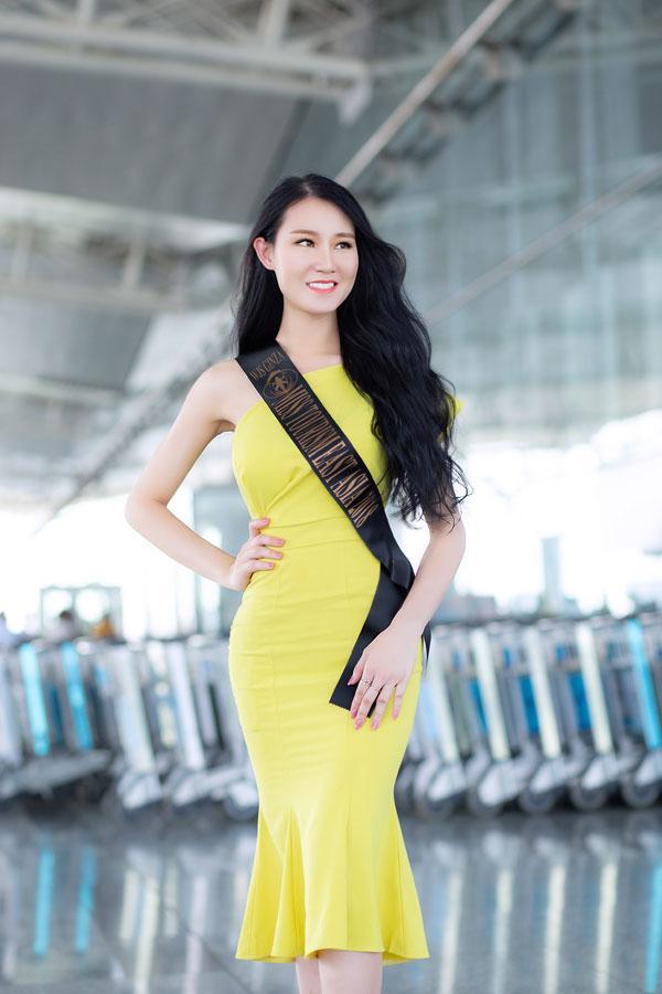 Phạm Lan Anh rạng rỡ lên đường dự Hoa hậu du lịch thế giới 2019-7
