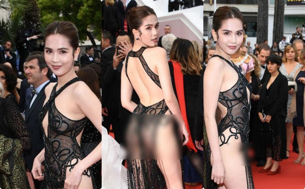 Trước khi bật tanh tách dư luận tại Cannes, Ngọc Trinh từng nhiều lần phản đòn khi bị gắn mác hở hang - rẻ tiền-2