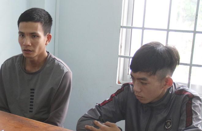 Hai thanh niên dùng súng tự chế 'nã đạn' vào nhà dân-1