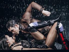 Cặp sao hot nhất Thái Lan gây sốc với vũ đạo động chạm phản cảm